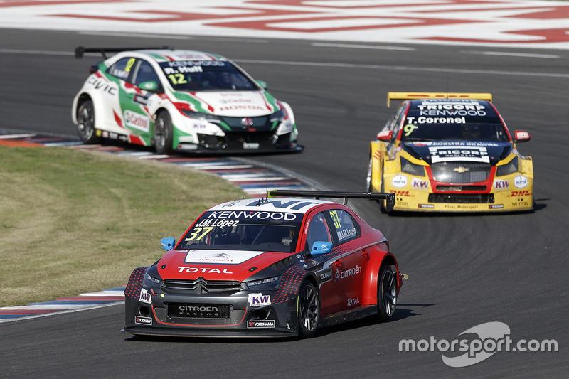 Termas de Rio Honda - Course 2