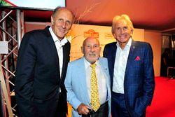 Hans-Joachim Stuck, Sir Stirling Moss, Derek Bell