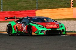 #666 Barwell Motorsport, Lamborghini Huracan GT3: Jon Minshaw, Phil Keen, Oliver Gavin, Joe Osborne