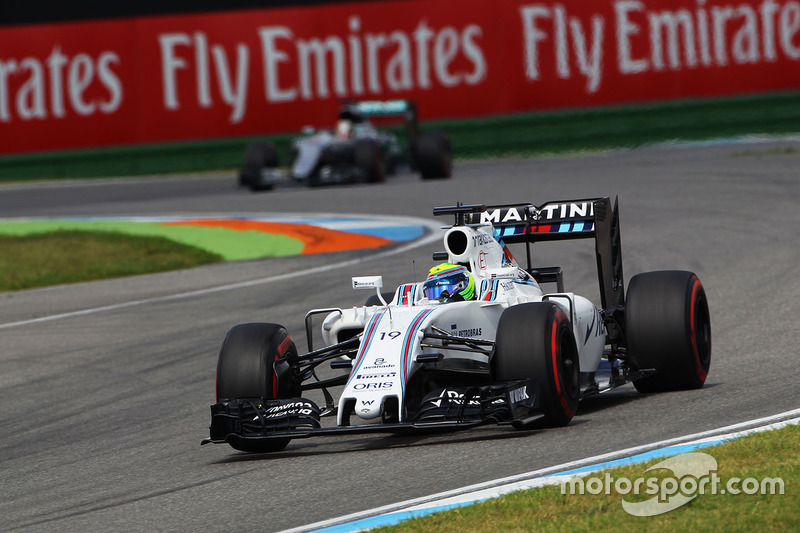 Massa tenta voltar a pontuar na temporada 2016 - já são três corridas seguidas sem conquistar pontos.