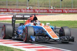 Pascal Wehrlein, Manor Racing, MRT05