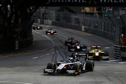 Raffaele Marciello, RUSSIAN TIME y Mitch Evans, Campos Racing