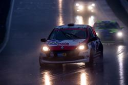 #127 aufkleben.de - Motorsport, Renault Clio RS Cup: Stephan Epp, Michael Uelwer, Volker Kühn, Gerri
