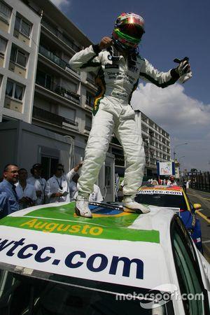 Ganador, Augusto Farfus, BMW Team Germany, BMW 320si
