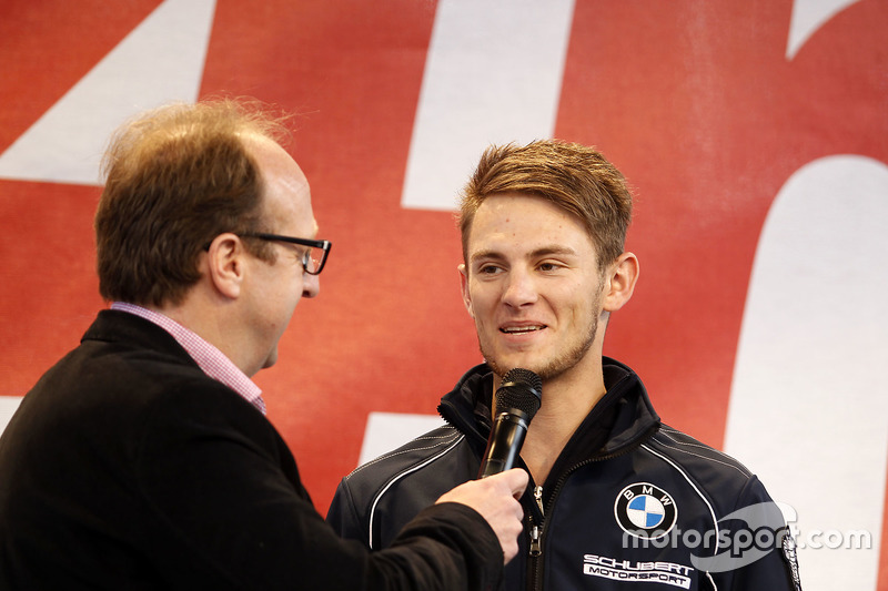 #18 Schubert Motorsport: Marco Wittmann