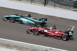 Dalton Kellett, Andretti Autosport, Santiago Urrutia, Schmidt Peterson Motorsports
