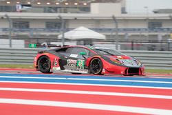 #48 Paul Miller Racing, Lamborghini Huracan GT3: Madison Snow, Bryan Sellers