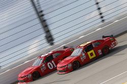 Ryan Preece, JD Motorsports Chevrolet, Garrett Smithley, Chevrolet