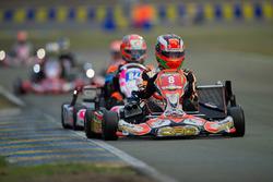 #8 CRG SpA: Flavio Camponeschi, Felice Tiene, Pedro Hiltbrand, Henki Waldschmidt