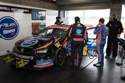 Andre Heimgartner and Aaren Russell, Lucas Dumbrell Motorsport Holden