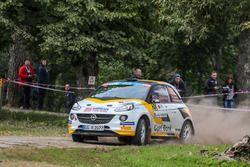 Крис Ингрэм, Opel Adam R2