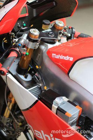 Mahindra MGP30 detayı