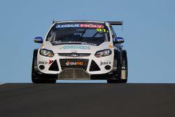 #91 MARC Cars Australia Focus V8: Rob Thomson, Lindsay Kearns, James Vernon