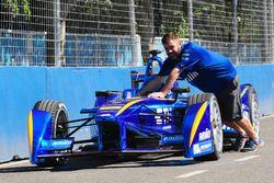 Amlin Andretti Formula E team members