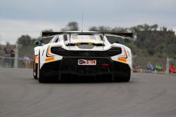 #60 Tekno Autosports McLaren 650S: Rob Bell, Andrew Watson, Will Davison