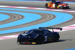 #66 Black Pearl Racing Ferrari 458 Italia GT3