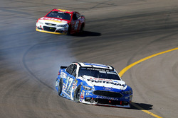 Ricky Stenhouse Jr., Roush Fenway Racing Ford na de crash