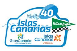 Rally Islas Canarias El Corte Inglés, logo