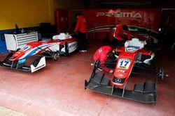 Ralf Aron, Prema Powerteam, Dallara F312 - Mercedes-Benz, Maximilian Günther, Prema Powerteam, Dalla