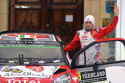 Craig Breen, Citroën DS3 WRC, Citroën World Rally Team