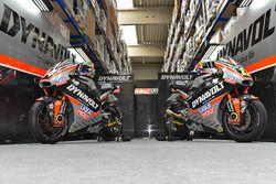 IntactGP'nin motosikletleri
