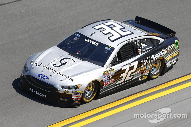 #32 Bobby Labonte / Jeffrey Earnhardt (FAS-Ford)