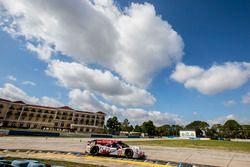 #60 Michael Shank Racing with Curb/Agajanian Ligier JS P2 Honda: John Pew, Oswaldo Negri, Olivier Pla