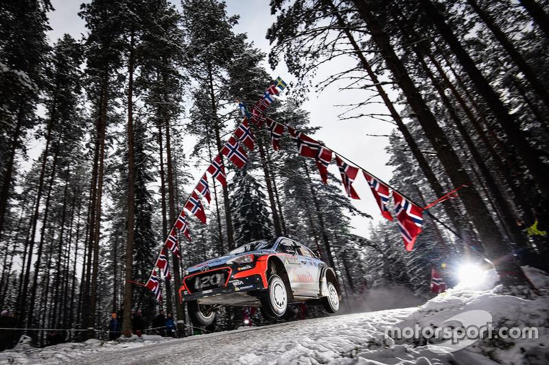 #1: Hyundai i20 WRC: Daniel Sordo und Marc Marti