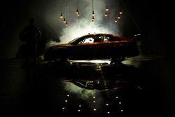 The car of Rick Kelly, Nissan Motorsports