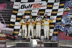 GT Gentlemen class podium