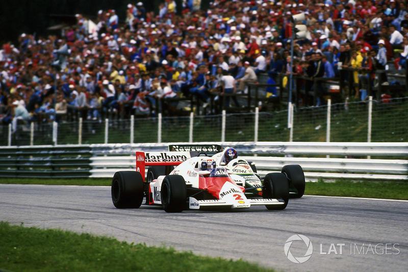 1985 Alain Prost, McLaren