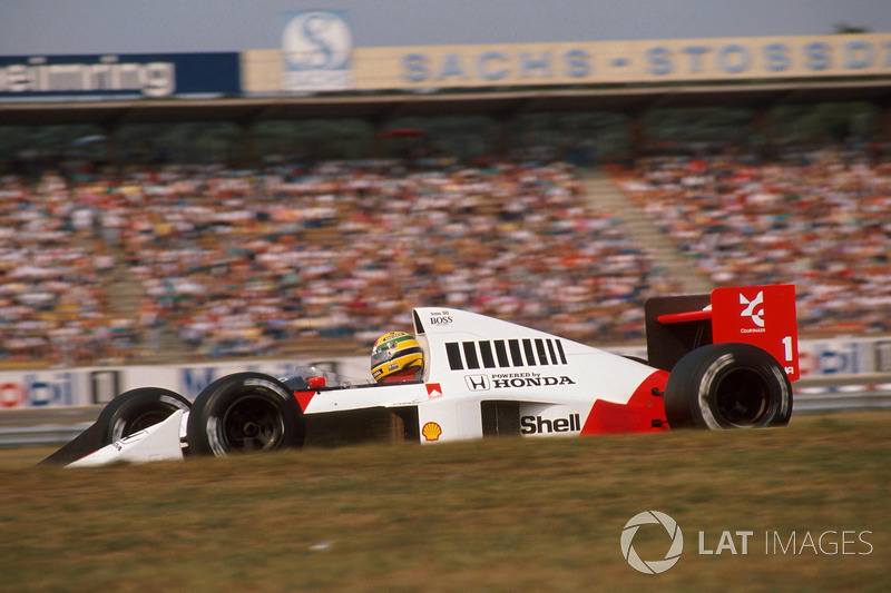 1989 German GP