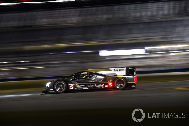26º #5 Action Express Racing Cadillac: Joao Barbosa (DPi)