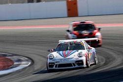 #89 MRS GT-Racing Porsche 991-II Cup: Helmut Rödig, Georg Bernsteiner, Altfrid Heger, Christopher Zöchling