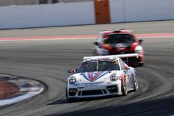 #89 MRS GT-Racing Porsche 991-II Cup: Helmut Rödig, Georg Bernsteiner, Altfrid Heger, Christopher Zö