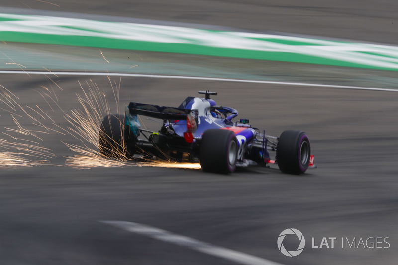 15. Brendon Hartley, Toro Rosso STR13 Honda