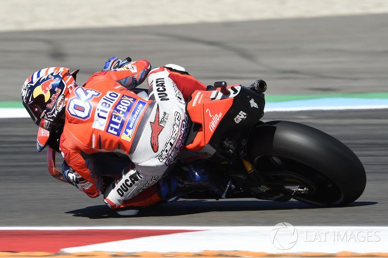 4º Andrea Dovizioso, Ducati Team