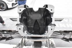 Toro Rosso STR13 nose detail