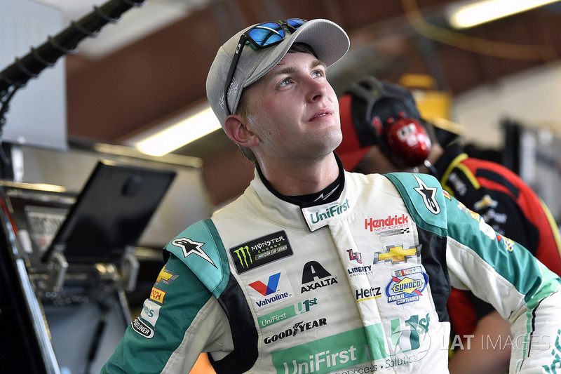 William Byron, Hendrick Motorsports, Chevrolet Camaro Unifirst