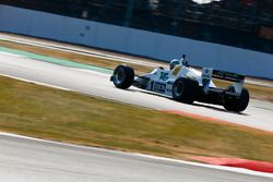 Guy Martin pilote une Williams FW08C de 1983