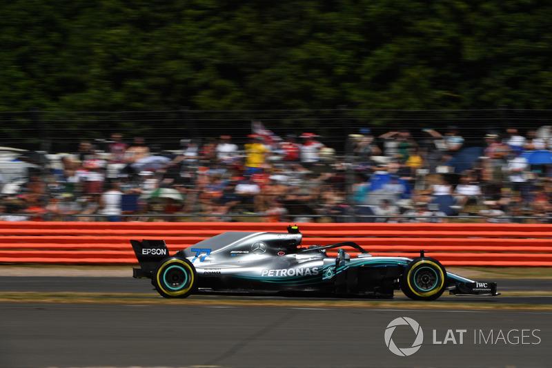 4: Valtteri Bottas, Mercedes-AMG F1 W09, 1'26.217