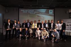 Top 10 + Champions, BMW Motorrad Race Trophy 2017