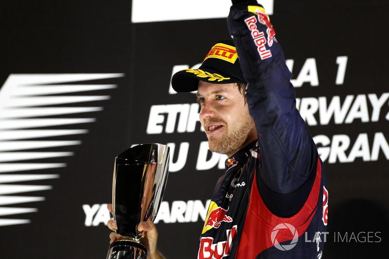 4º Sebastian Vettel: 358 millones de dólares (318 millones de euros)