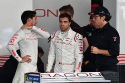 Neel Jani,, Dragon Racing, Jerome D'Ambrosio, Dragon Racing, Jay Penske, proprietario del team, Drag