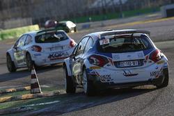 Робер Консани и Тибо де ла Э, Peugeot 208 T16