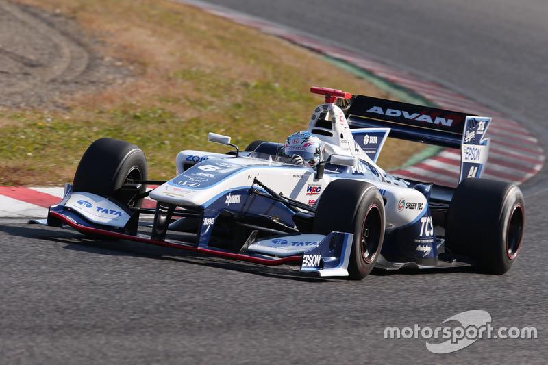 Такуя Изава, Nakajima Racing