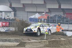 Tobia Cavallini, Ford Fiesta WRC