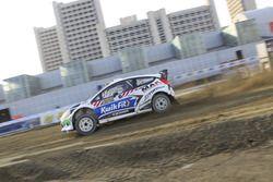 Marco Bulacia Wilkinson, Ford Fiesta WRC