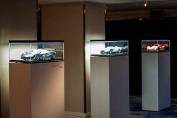 1995 McLaren F1, Ferrari 250 Testa Rossa ve Ferrari 333SP modelleri