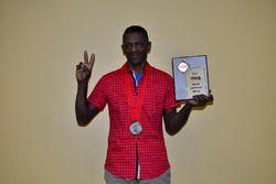FARA MP4C Sprint Runner-Up Julio Caesar Torres
